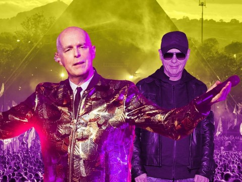 Pet Shop Boys' Neil Tennant teases Glastonbury return and we need this to happen