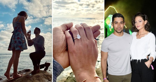 Wilmer and Amanda get engaged just nine months of dating