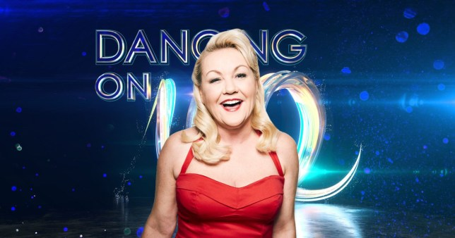 Lisa George Dancing on Ice