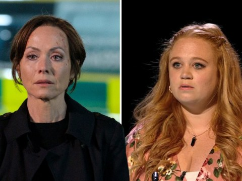 Amanda Henderson defended by Casualty co-star over vile Greta Thunberg backlash