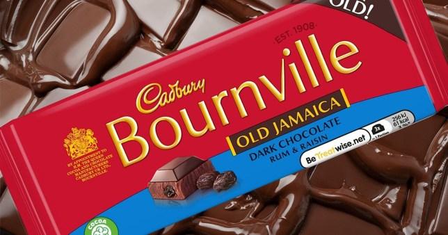 Cadbury Relaunches 1970s Favourite Old Jamaica Bourneville