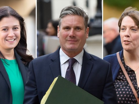Keir Starmer enters Labour leadership race vowing to 'rebuild and win'