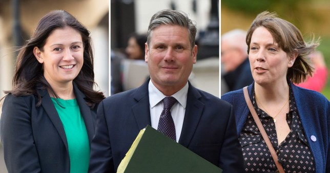Kier Starmer has become the fifth MP to enter the Labour leadership race (Picture: PA)