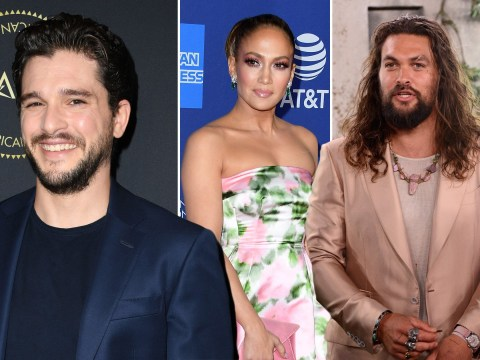 Kit Harington to present at Golden Globes alongside Sir Elton John, Jennifer Lopez and Jason Momoa