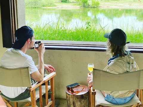Hilary Duff is living her best life on safari with husband Matthew Koma for their honeymoon: 'Doesn't get better than this'