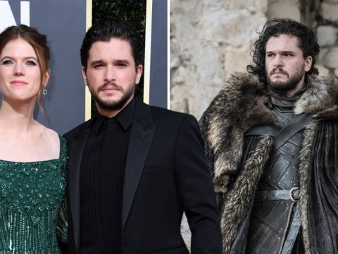 Kit Harington missing Game Of Thrones crew at Golden Globes 2020: 'I haven't got my gang'