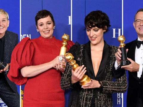 Golden Globes 2020: Full winners list revealed as Fleabag, Chernobyl and Rocketman win big at star-studded ceremony