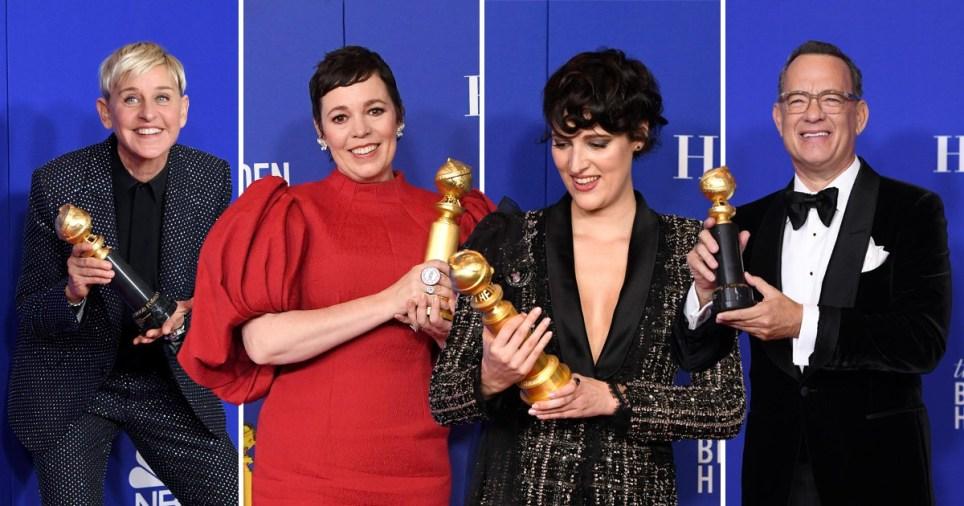 Golden Globes 2020 winners