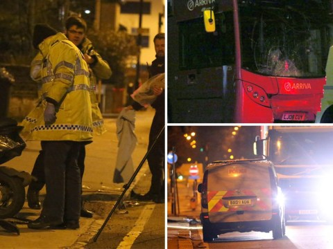 Teenager survives stabbing then is hit by bus on way to hospital