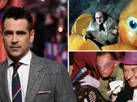 The Batman casts Colin Farrell as Penguin as star joins Robert Pattinson and Zoe Kravitz