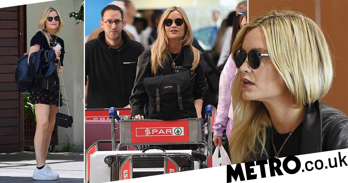 Love Island 2020: Laura Whitmore Arrives In South Africa