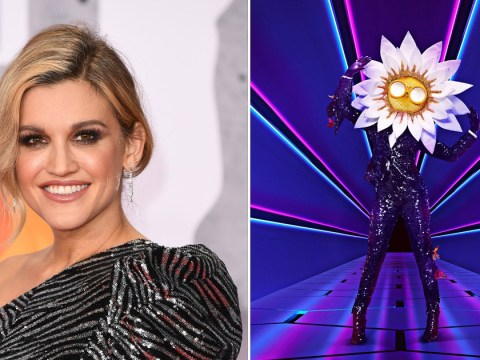 The Masked Singer: Pussycat Dolls star Ashley Roberts addresses rumours she's actually the Daisy