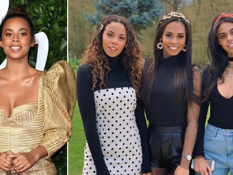 Who are Rochelle Humes' sisters as Sophie Piper heads to Love Island villa?