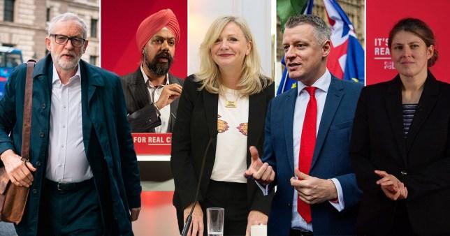 Jeremy Corbyn has made a mini reshuffle