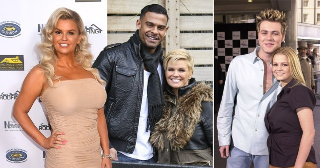 Kerry Katona shades ex-boyfriends by praising new man Ryan Mahoney for having a job