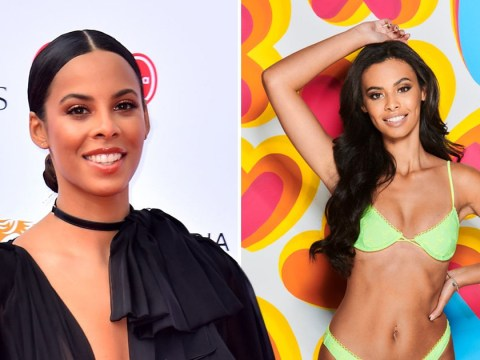 Love Island's Sophie Piper did tell the islanders her sister is Rochelle Humes – we just didn't see it