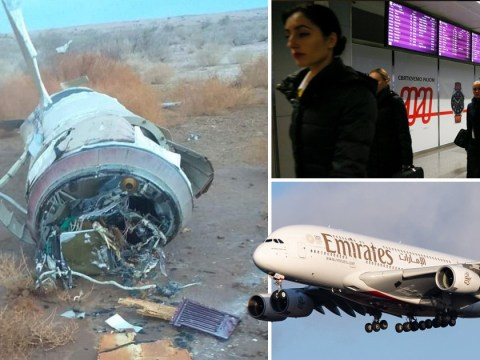 Airlines banned from flying over Iraq and Iran after missile attack