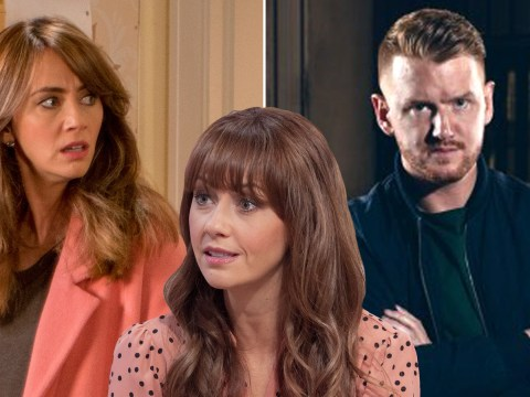 Coronation Street's Samia Longchambon hints Gary Windass storyline won't 'end well' for Maria Connor