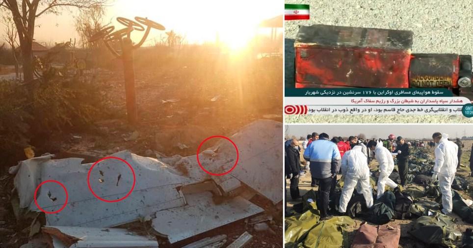 Caption: Mystery surrounds Iran plane crash