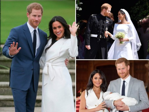 How Harry and Meghan's rocky year led to decision to step back from royal life