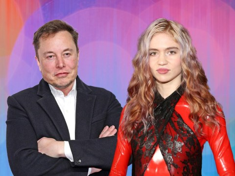 Grimes reveals battle with 'pregnancy skin' after getting 'knocked up' by Elon Musk