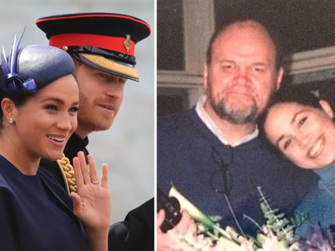 Meghan Markle's estranged father Thomas 'disappointed' she is quitting royal family
