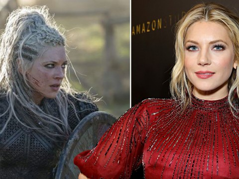 Vikings star Katheryn Winnick 'lost for words' over 'gruelling' death: 'I don't know how to say goodbye'