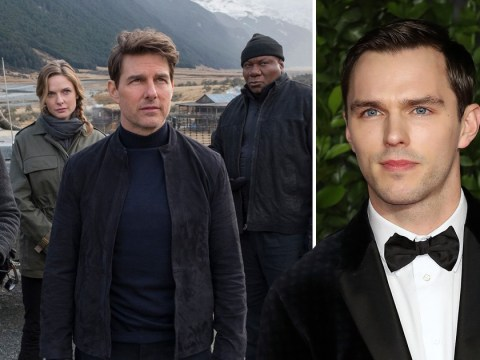 Nicholas Hoult joins Tom Cruise in cast of Mission: Impossible