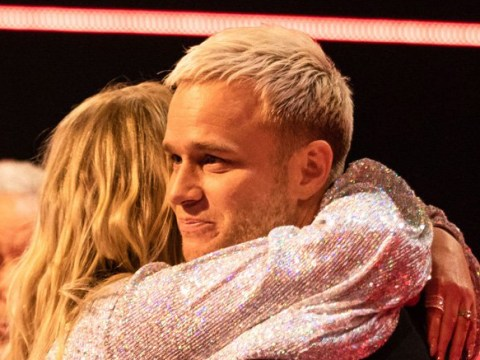 Meghan Trainor consoles heartbroken Olly Murs as he opens up on tragic feud with estranged twin brother on The Voice UK: 'I miss him'