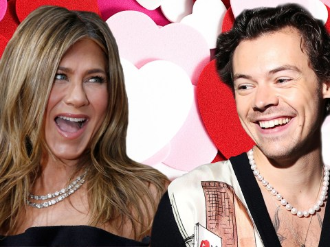 Harry Styles reveals his first celebrity crush was Jennifer Aniston after opening up on sexuality