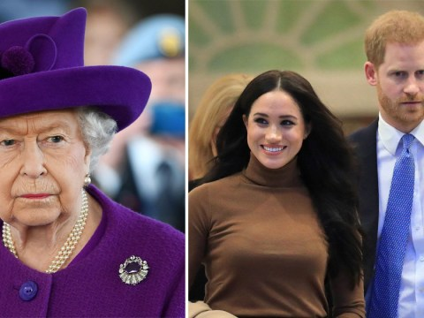Queen demands resolution to Harry and Meghan crisis 'within 72 hours'