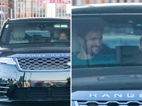 Thom Evans is serious boyfriend goals as he fills up Nicole Scherzinger's car for her