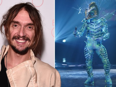 The Masked Singer UK: Viewers in shock after Chameleon revealed as The Darkness star Justin Hawkins