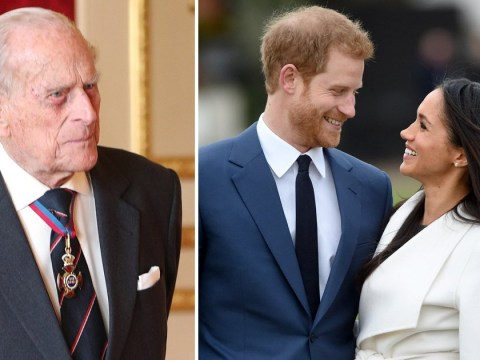 Prince Philip 'called Harry and Meghan's shock announcement a lack of respect'