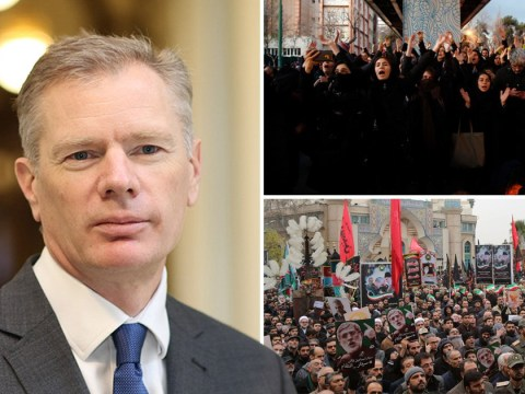 British ambassador to Iran denies taking part in protests saying his arrest is 'illegal'