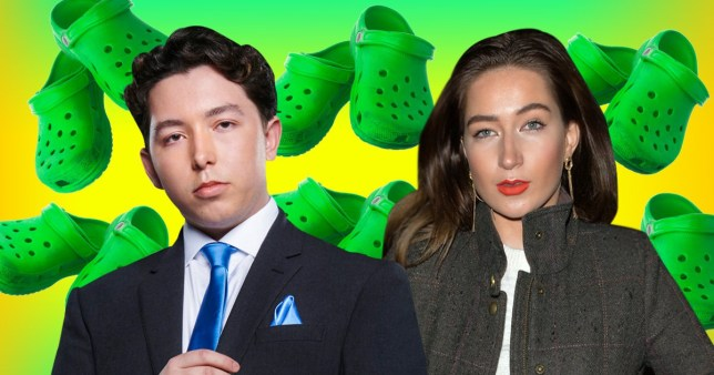 The Apprentice\'s Ryan-Mark brands Lottie Lion trash as he compares her to Crocs