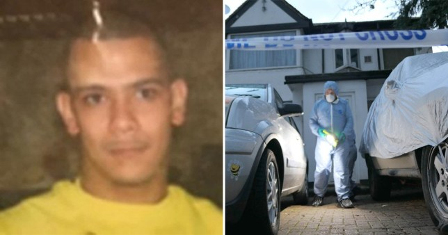 Ebrima Cham was stabbed to death while he slept at a friend's flat