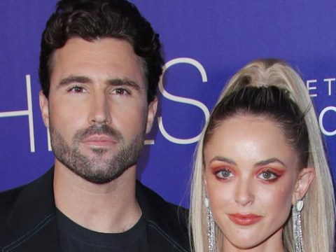 Kaitlynn Carter hangs out with ex Brody Jenner and has dinner with his mum because maturity