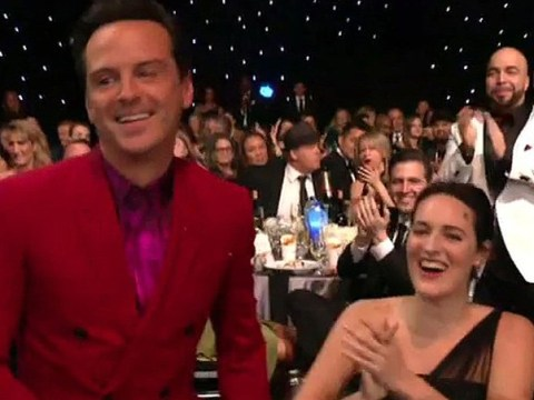 Critics' Choice Awards: Phoebe Waller-Bridge's reaction to Andrew Scott's win is priceless