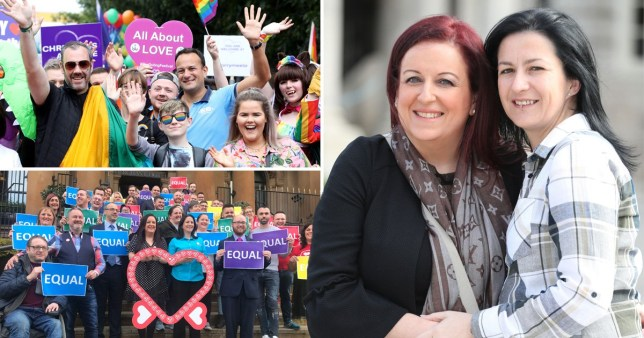 Same-sex marriage in Northern Ireland is legal