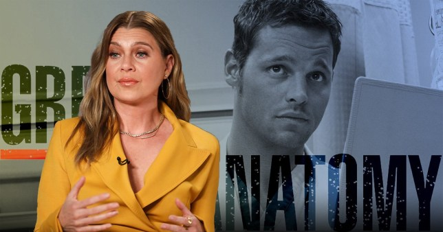 ellen pompeo and justin chambers