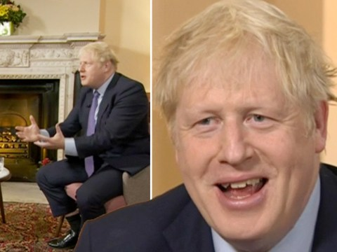 Boris Johnson says new Iran nuclear deal should be forged by Donald Trump