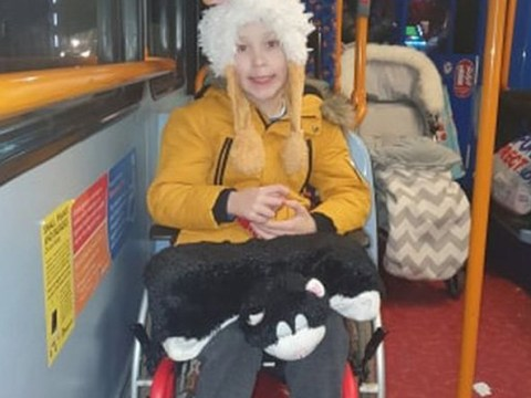 Boy, 6, in wheelchair told not to get on bus 'in case someone else needs a space'