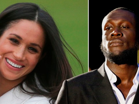 Stormzy slams Eamonn Holmes amid Meghan Markle racism row: 'Get the f**k out of here'