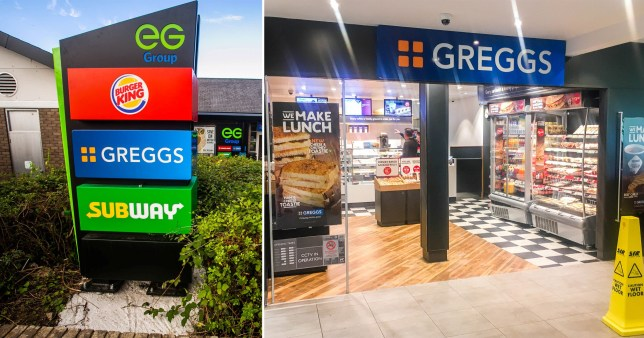 There are now no Greggs shops in Cornwall