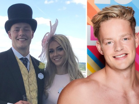 Love Island's Ollie Williams previously hinted he was hung up on ex as he quits show