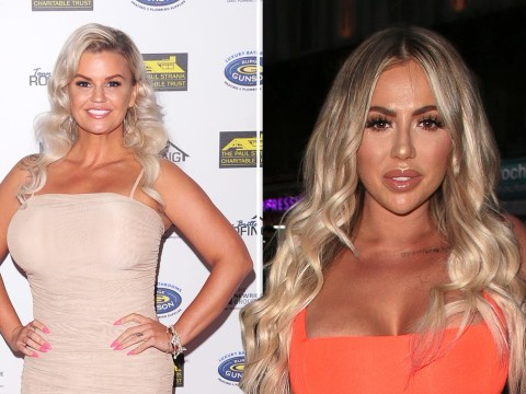 Kerry Katona slammed by Holly Hagan after calling Charlotte Crosby a 'cross-eyed fish'