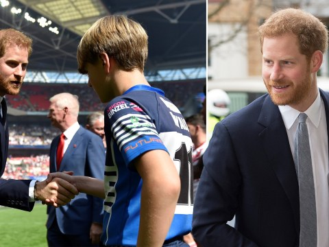 Prince Harry to make first public appearance since royal crisis began