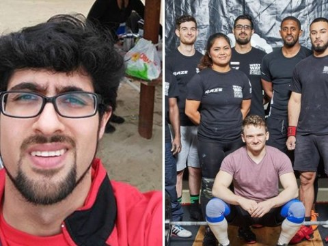 Former Iranian refugee uses weightlifting club and finds a community