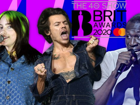 Billie Eilish, Stormzy and Harry Styles will be performing at the Brit Awards and we're all over it